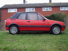 Thumbnail 1983-1997 Peugeot 205 (A to P registration) Petrol Workshop Repair Service Manual